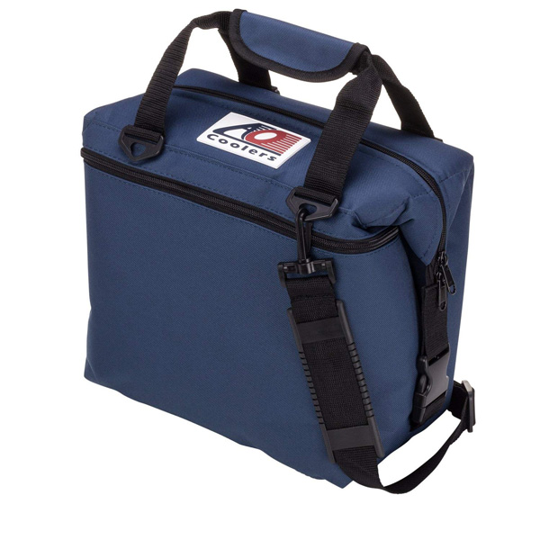 AO Coolers// Canvas Soft Cooler (ネイビー// 12パック) AO キャンバス ソフトクーラー/ クーラーボックス【直輸入品】, diddy2012:bcdc3a33 --- officewill.xsrv.jp