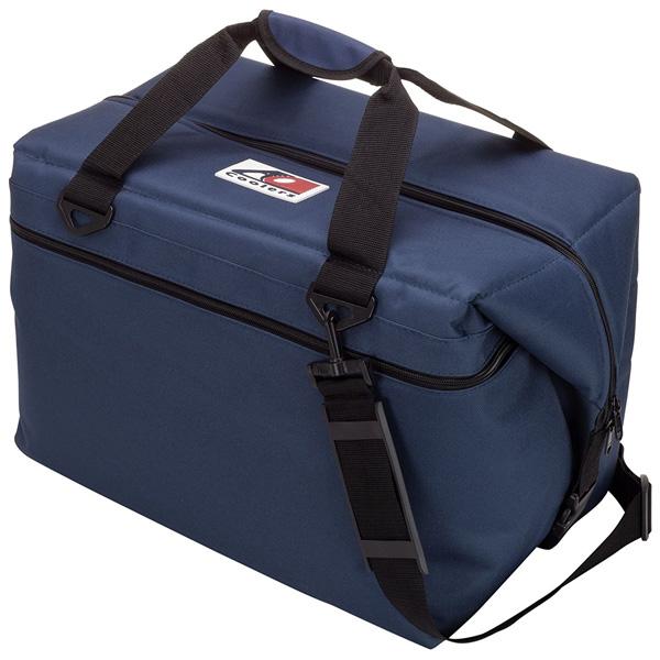 AO Coolers / Canvas Soft Cooler (ネイビー / 36パック) キャンバス ソフトクーラー - クーラーボックス - 【直輸入品】