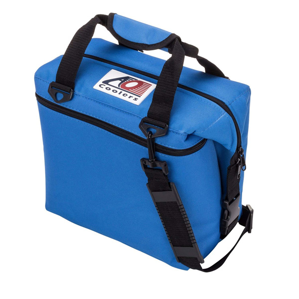 AO Coolers / Canvas Soft Cooler (ロイヤルブルー / 12パック) キャンバス ソフトクーラー / クーラーボックス 【直輸入品】