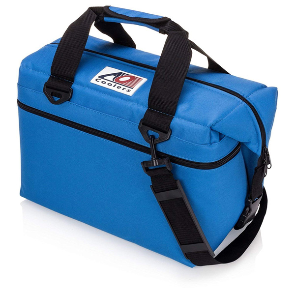 AO Coolers / Canvas Soft Cooler (ロイヤルブルー / 24パック) キャンバス ソフトクーラー - クーラーボックス - 【直輸入品】
