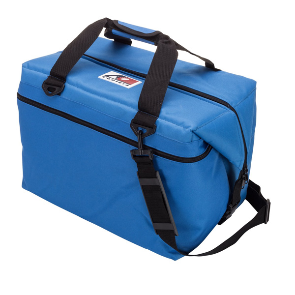 AO Coolers / Canvas Soft Cooler (ロイヤルブルー / 48パック) キャンバス ソフトクーラー クーラーボックス 直輸入品