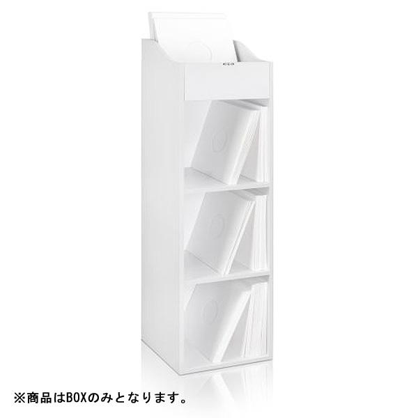 【超目玉】 Zomo(ゾモ)/ VS-Box 100/4 White 組立式/ White 12インチレコード収納BOX 組立式 約400枚収納可能, 靴のナカムラ:7f7c18f7 --- canoncity.azurewebsites.net