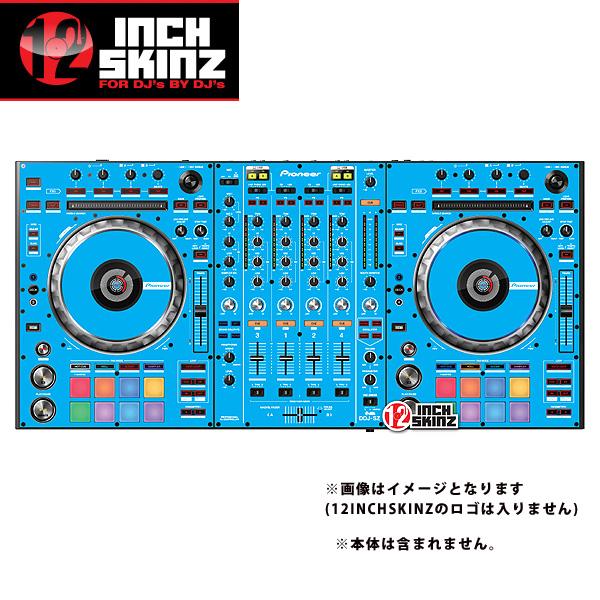 12inch SKINZ / Pioneer DDJ-SZ SKINZ (LITE BLUE) 【DDJ-SZ用スキン】
