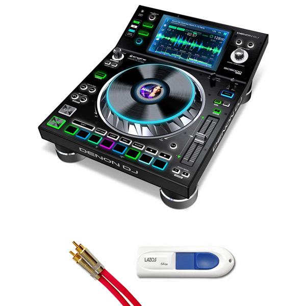2大特典付 Denon(デノン) / SC5000 Prime - HDマルチタッチディスプレイ搭載DJメディアプレイヤー -