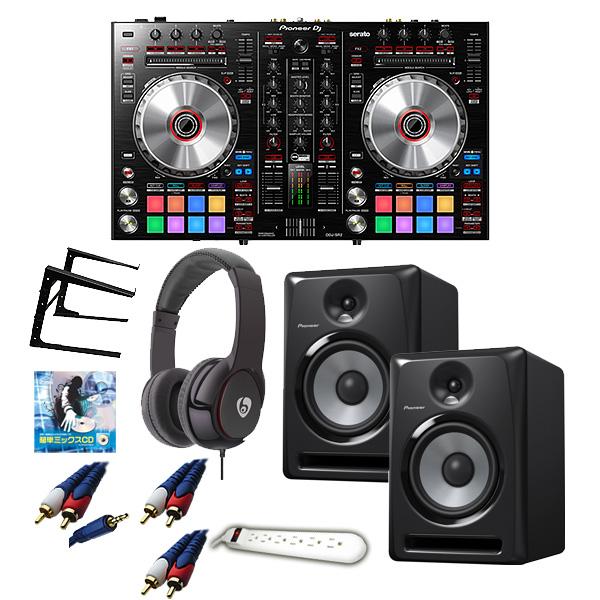 14大特典付 Pioneer(パイオニア) / DDJ-SR & S-DJ80X 激安定番Cセット