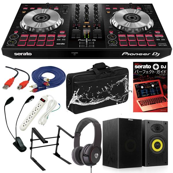 【19大特典付】 Pioneer / DDJ-SB3 【Serato DJ Lite無償】 DJ初心者快適スタートセット