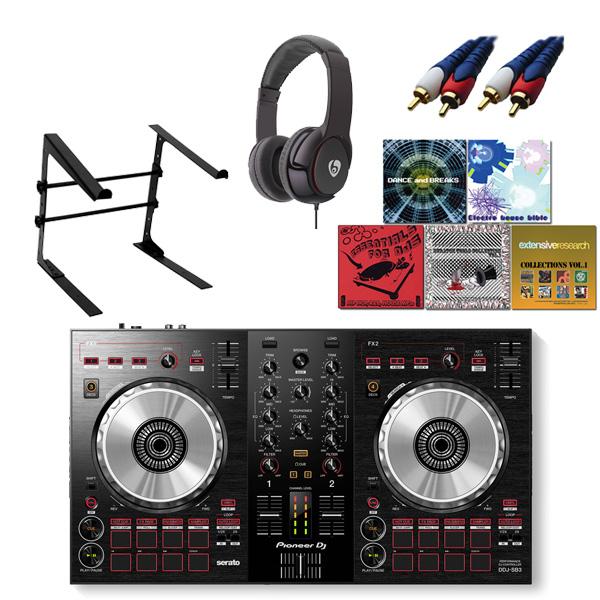 【13大特典付】 Pioneer / DDJ-SB3 【Serato DJ Lite無償】 激安定番オススメCセット