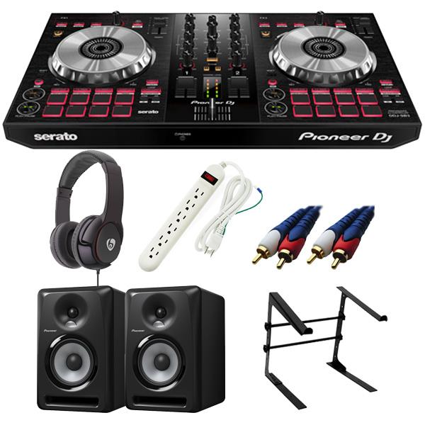 【14大特典付】 Pioneer / DDJ-SB3 【Serato DJ Lite無償】 S-DJ50X 激安初心者Cセット