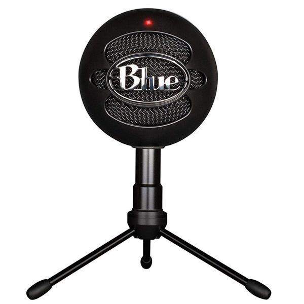 Blue Microphones / Snowball iCE (BLACK) USB コンデンサーマイク 【ブルーマイクロフォン】 直輸入品
