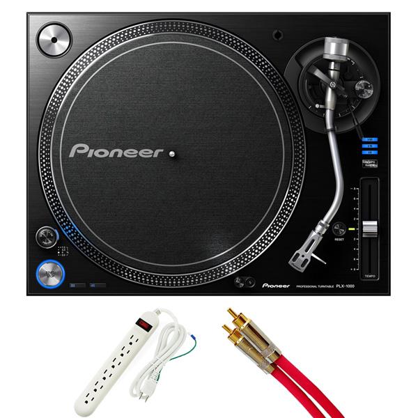 Pioneer(パイオニア) / PLX-1000 【最上級 Belden RCAケーブル 3m 1ペアプレゼントキャンペーン!】【12月31日までの期間限定】