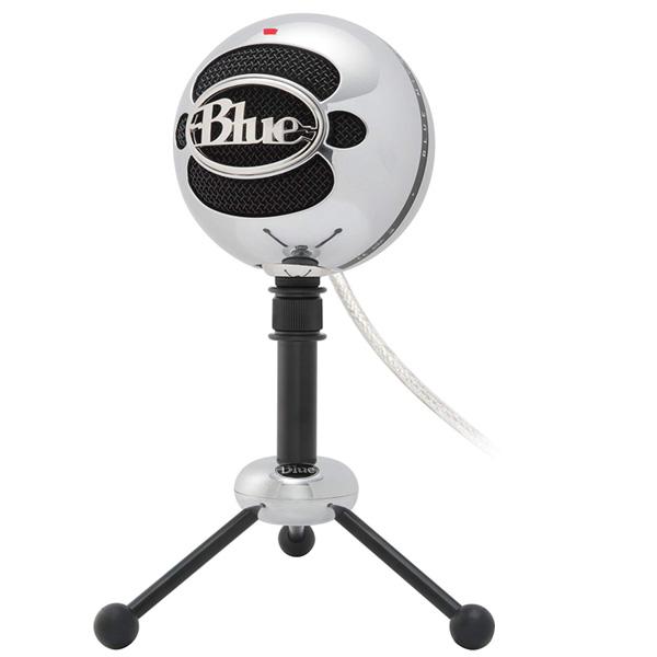 Blue Microphones / Snowball (Brushed Aluminum) USBコンデンサーマイク ブルーマイクロフォン 直輸入品