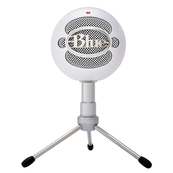 Blue Microphones / Snowball iCE (WHITE) USB コンデンサーマイク 【ブルーマイクロフォン】 直輸入品