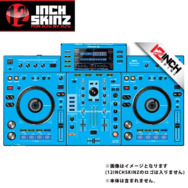 12inch SKINZ / Pioneer XDJ-RX SKINZ (Light Blue) 【XDJ-RX用スキン】