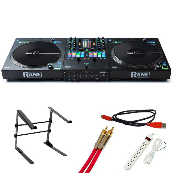 4大特典付 Rane(レーン) / TWELVE2台 & SEVENTY-TWO DJセット 【Serato DJ Pro 無償対応】 -