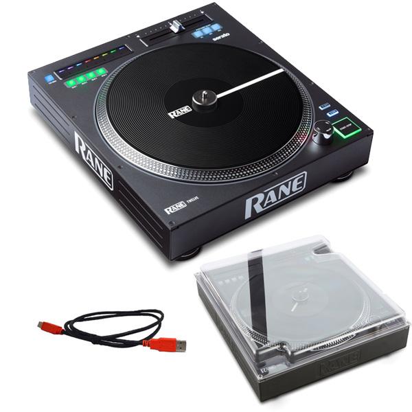 2大特典付 Rane(レーン) / TWELVE 【Serato DJ Pro 無償】- PCDJコントローラー - 【専用デッキセーバープレゼント!】