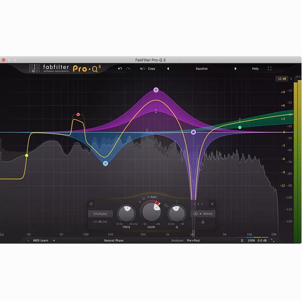 高品質の激安 FabFilter(ファブフィルター ) Pro-Q3/ Pro-Q3 ) - ソフトウェアシンセサイザー - -, トキガワムラ:0fc9898c --- test.ips.pl