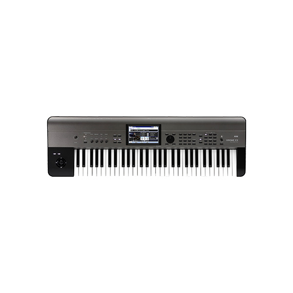 Korg(コルグ) / KROME-61 EX ( 61鍵盤 ) - デジタルシンセサイザー -【お取り寄せ/納期はお問い合わせください】