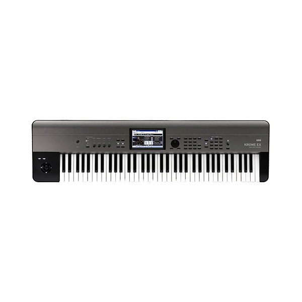 Korg(コルグ) / KROME-73 EX ( 73鍵盤 ) - デジタルシンセサイザー -【お取り寄せ/納期はお問い合わせください】