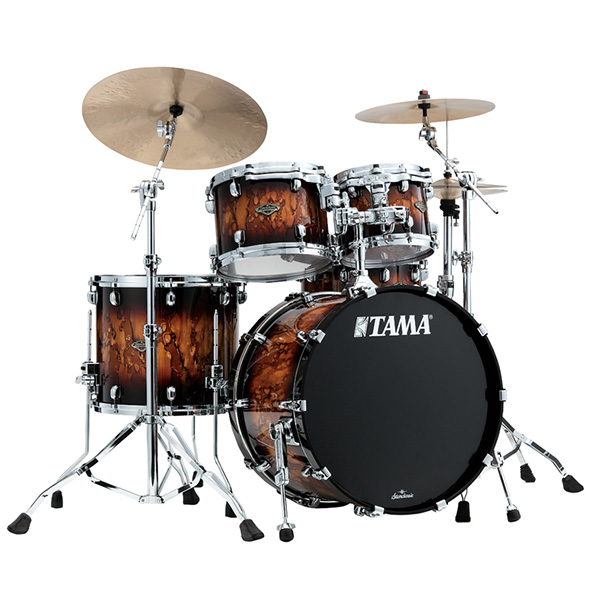 TAMA(タマ)/ Starclassic Burst Walnut Brown/Birch Configurations TAMA(タマ) set [WBS42S-MBR] Molten Brown Burst ドラムシェル4点セット, アイコンズ スーパーストア:7e29d674 --- ww.thecollagist.com