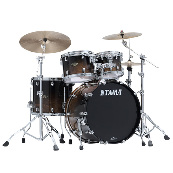 【受注生産モデル Walnut/Birch/ Configurations 納期約5ヵ月】TAMA(タマ)/ Starclassic Transparent Walnut/Birch Configurations set [WBS42S-TMF] Transparent Mocha Fade ドラムシェル4点セット※代金引換不可※, カーテン本舗:65726e02 --- ww.thecollagist.com