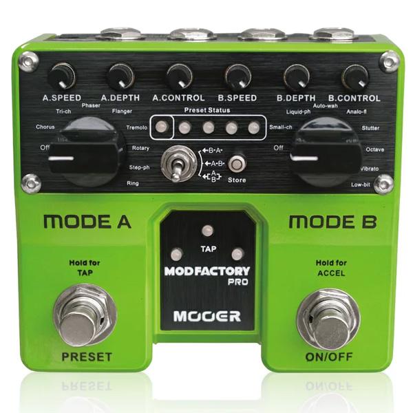 MOOER(ムーアー) / Mod Factory Pro - マルチエフェクター - 《ギターエフェクター》