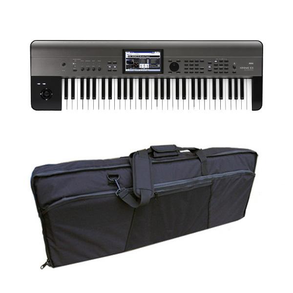 【3WAY撥水バッグセット】 Korg(コルグ) / KROME-61 EX ( 61鍵盤 ) - デジタルシンセサイザー -