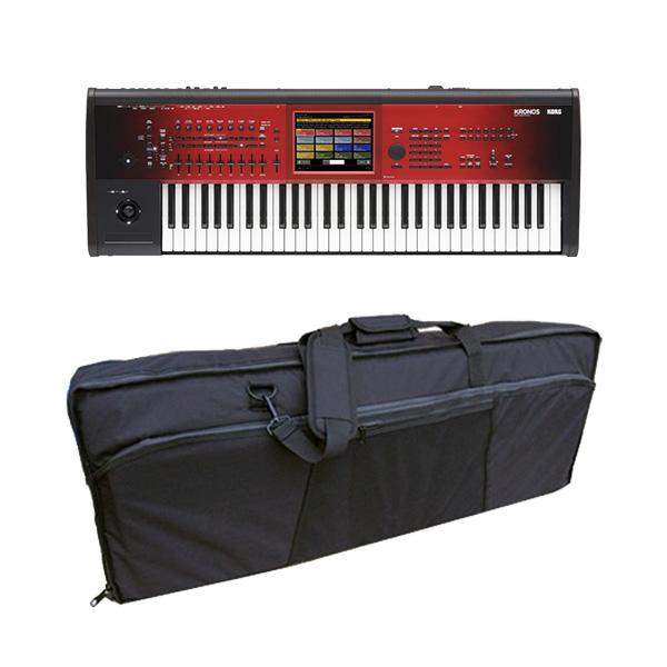 【3WAY撥水バッグセット】 Korg(コルグ) / KRONOS Special Edition KRONOS2-61-SE (61鍵盤) - ミュージック・ワークステーション シンセサイザー - 【2月24日発売予定】