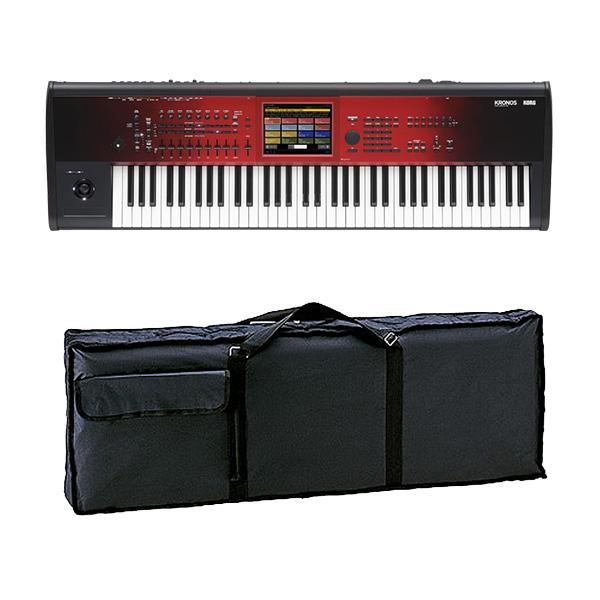 【ソフトバッグセット】 Korg(コルグ) / KRONOS Special Edition KRONOS2-88-SE (88鍵盤) - ミュージック・ワークステーション シンセサイザー - 【2月24日発売予定】