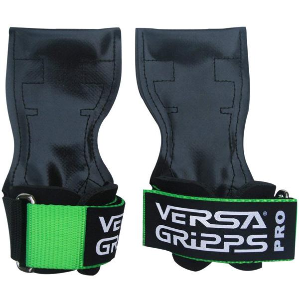 Versa Gripps(バーサグリップ) / PRO LIME GREEN XSサイズ (約12~15cm) パワーグリップ トレーニングアクセサリー 【正規販売店・正規品】