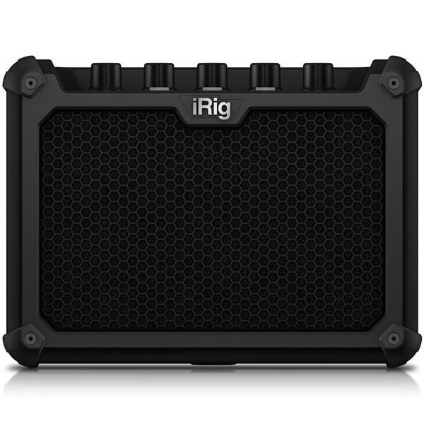 IK Multimedia(アイケーマルチメディア) / iRig Micro Amp - ギターアンプ iOS/USB対応 デジタルインターフェイス内蔵 -