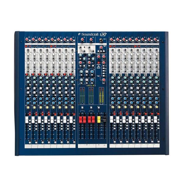Soundcraft(サウンドクラフト)/ LX7/ - 16ch - アナログミキサー LX7 -, インテリア照明 ネクストスタイル:52553f21 --- ww.thecollagist.com