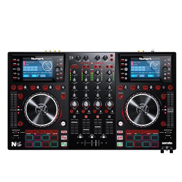 Numark / NV II 【Serato DJ無償】 4チャンネルPCDJコントローラー 【ヌマーク】
