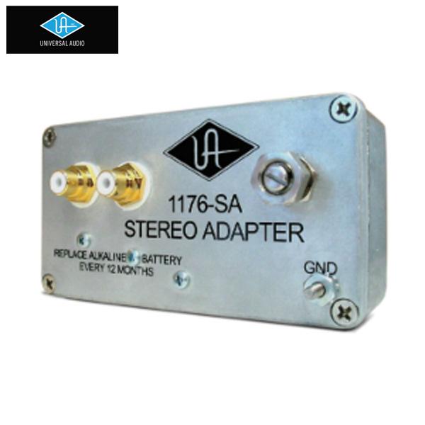 Universal 1176-SA Audio(ユニバーサルオーディオ)// 1176-SA ステレオリンクアダプター, 明りと香り本舗:490fccd9 --- officewill.xsrv.jp