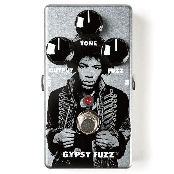 Jim Dunlop(ジム・ダンロップ) / JHM8 HENDRIX GYPSY FUZZ [ジミヘン]- ファズ - 《ギターエフェクター》
