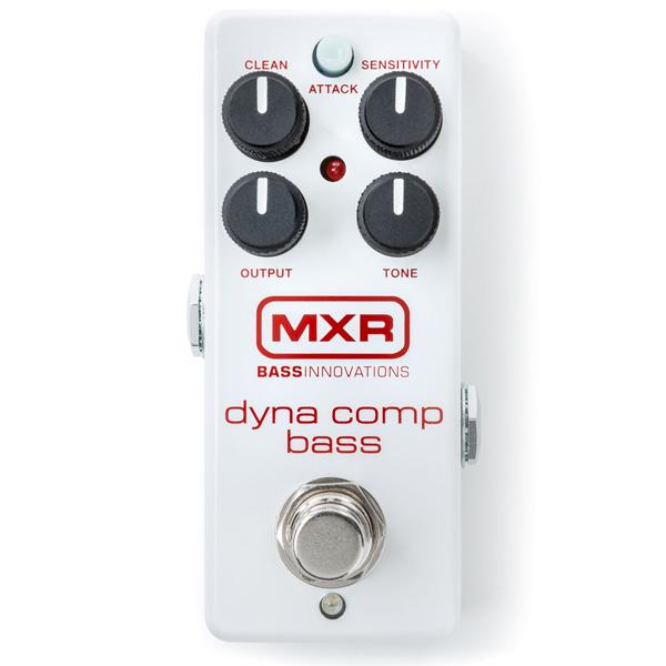 MXR / M282 Dyna Comp Bass - コンプレッサー - 《ベースエフェクター》