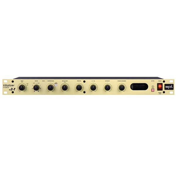 SPL(エスピーエル) / Stereo Vitalizer MK2T Model 9739 - チューブプログラム エフェクター -