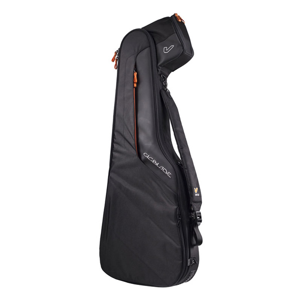 GRUV GEAR(グルーヴギア) / GigBlade2 - EG335 (Semi-Hollow Guitar) BLK - セミアコ(ES335等)用 ギグバッグ -