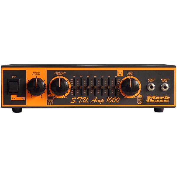 Markbass(マークベース) / STU AMP 1000 [MAK-STU1000] 【Stuart Hamm シグネチャーモデル】 - アンプヘッド ベースアンプ -