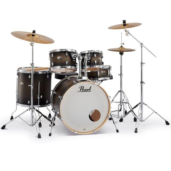 Pearl(パール)/ Decade Decade Maple【DMP825S/C [サテンブラックバースト]【DMP825S/C/ 262】 ドラム一式セット シンバル付フルセット, 生活セレクトショップトレフール:1c4e1e30 --- officewill.xsrv.jp