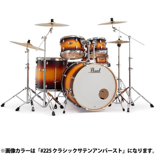 Pearl(パール) / Decade Maple [グロスディープレッドバースト] 【DMP825S/C-2CS 261】 ドラム一式セット シンバル付フルセット 2クラッシュタイプ, シールブックのリーバン 8eec1818