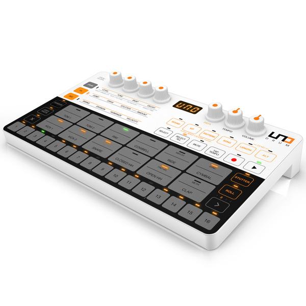IK Multimedia(アイケーマルチメディア) / UNO Drum 超コンパクトなアナログ/PCMドラムマシン