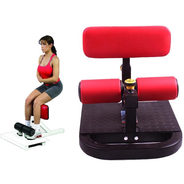 Perfect Grip / squat adjustable machine 腹筋マシン スクワット