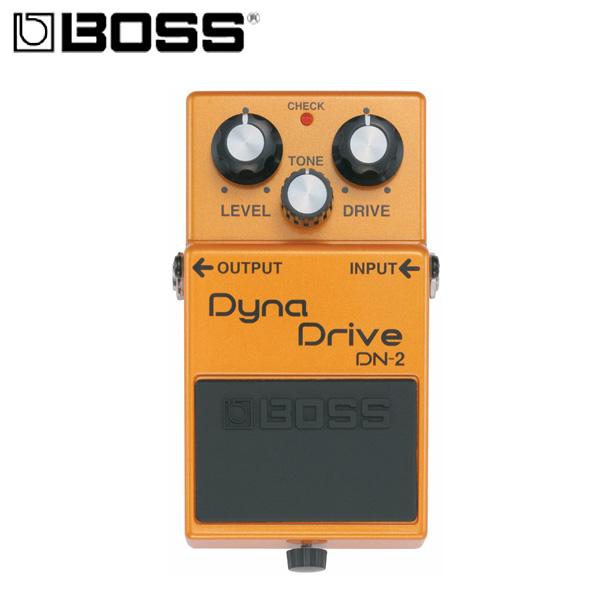 Boss(ボス) / Dyna Drive DN-2 - オーバードライブ - 《ギターエフェクター》