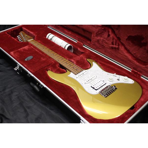 【新品】 IBANEZ / AZ2204 GD(Gold) Prestige 日本製エレキギター 【アイバニーズ】