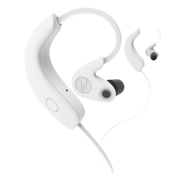 HOOKE AUDIO / Hooke Verse (WHITE) Bluetooth対応 バイノーラルマイクロフォン搭載 イヤホン 【フック・オーディオ】