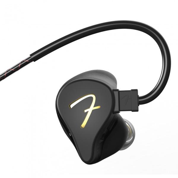 高質で安価 FENDER(フェンダー) / THIRTEEN 6 Pro IEM (Flat Black) インイヤーモニター イヤホン, 敏感肌ITEM等は アトリエ箱 498a4e39