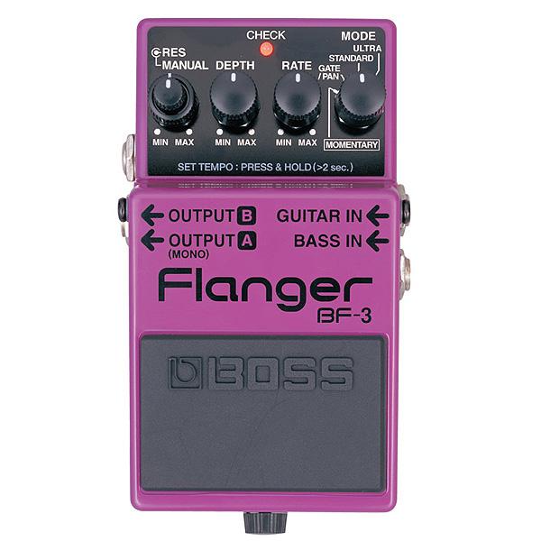1大特典付 Boss(ボス) / Flanger BF-3 - フランジャー 《ギターエフェクター》 【4月下旬予定】