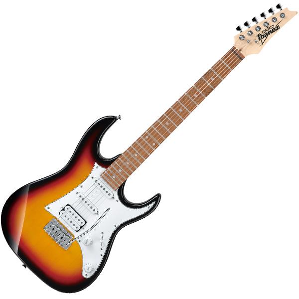 Ibanez(アイバニーズ) / Gio Ibanez GRX40-TFB [Tri Fade Burst] - アクセサリーキット付きエレキギター 【入門に最適】 -