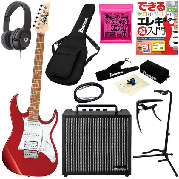 【初心者コンプリートセット】 Ibanez(アイバニーズ) / GRX40-CA [GIO:Ibanez] - エレキギター コンボアンプセット -