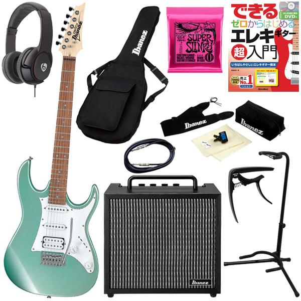 【初心者コンプリートセット】 Ibanez(アイバニーズ) / GRX40-MGN [GIO:Ibanez] - エレキギター コンボアンプセット -